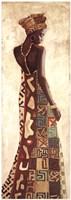 Femme Africaine III Fine Art Print