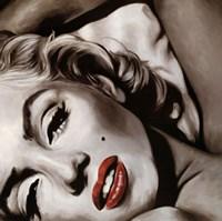 Marilyn Monroe - Allure Fine Art Print
