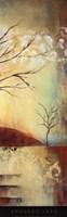 Ochre Landscape II Fine Art Print