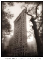 Flatiron, New York Fine Art Print