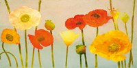 Summer's Garden Fine Art Print