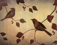 Bird Song II Fine Art Print