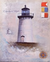 Edgartown Light Fine Art Print