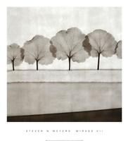 Mirage VII Framed Print