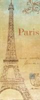 Travel Monuments I Framed Print