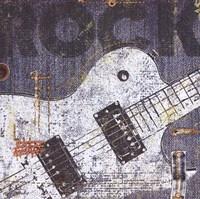 Rock Concert II Framed Print