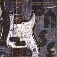 Rock Concert III Fine Art Print
