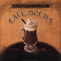 Cafe-Mocha Fine Art Print