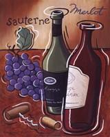 Sauterne Fine Art Print