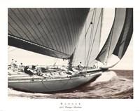 Mariner's Museum - Ranger 1937 Vintage Maritime Fine Art Print