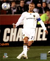 David Beckham 2008 Action(#81) Fine Art Print