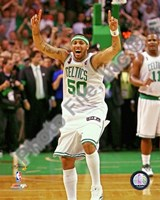 Eddie House, Game Six of the 2008 NBA Finals; Action #27 Fine Art Print