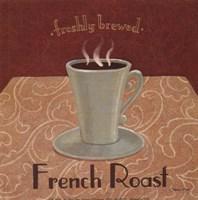 French Roast Coffee Framed Print
