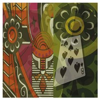 8 of Spades Fine Art Print
