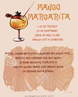 Mango Margarita Fine Art Print