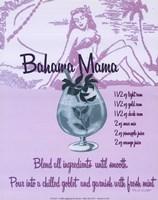 Bahama Mama Fine Art Print