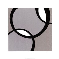 Ellipse I Framed Print
