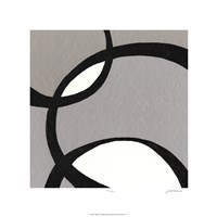 Ellipse III Framed Print