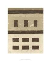 Quadrate II Framed Print