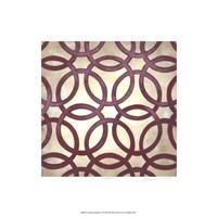 Classical Symmetry IV (Le) Framed Print
