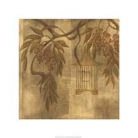 Wisteria Vines II Fine Art Print