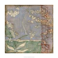 Garden Whimsy IV Framed Print