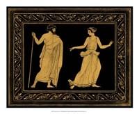 Etruscan Scene I Fine Art Print