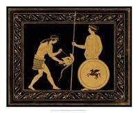Etruscan Scene IV Fine Art Print