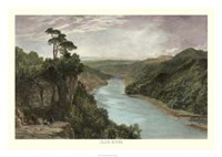 Olde River Fine Art Print