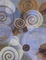 Spirals II Fine Art Print