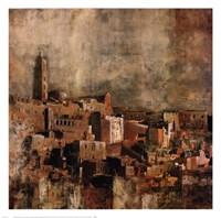 Tuscany Study V Framed Print