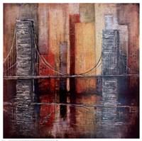 Urban Trend I Fine Art Print