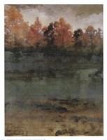 Autumn Love II Fine Art Print