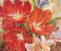 Spring Baroque Fine Art Print