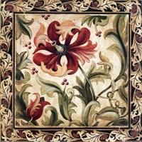 Floral Daydream III Framed Print