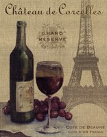 Travel Wine I Fine Art Print