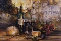 Le Chateau Fine Art Print