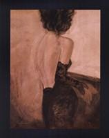 Evening Lace I Fine Art Print