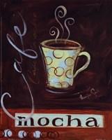 Coffee cafe II Framed Print