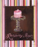 Raspberry Miroir Fine Art Print