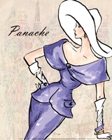Panache Fine Art Print