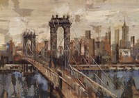 New York View Fine Art Print