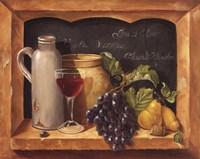 Vino Splendore I Fine Art Print