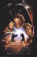 Star Wars - Episode III Wall Poster