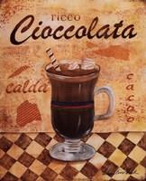 Ricco Cioccolata Framed Print
