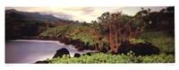 Haleakala Rim Framed Print