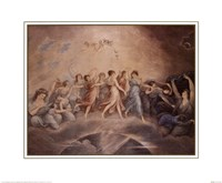 Dance of the Fairies Fine Art Print