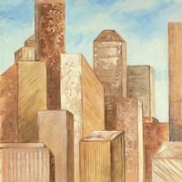 Urban Archaeologist II Fine Art Print