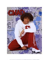High School Musical 3: Chad Fine Art Print