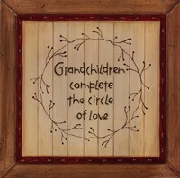 Grandchildren Fine Art Print